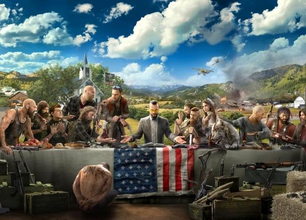 Оскорбленные американцы требуют отменить Far Cry 5. Уже есть петиция Far Cry 5, Петиция, Американцы, Игры