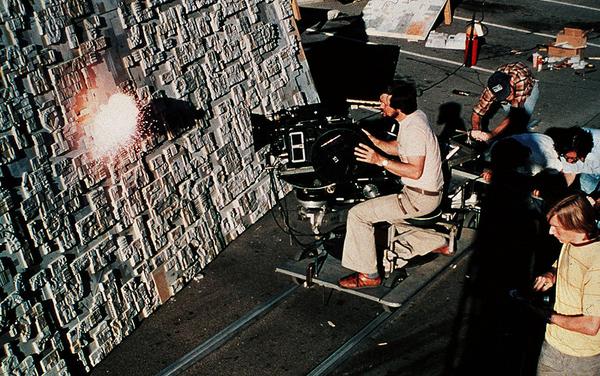 Как снимали фильм первые Звездные войны Звездные войны IV, Джордж Лукас, Фильмы, Киносъемки, История, Длиннопост