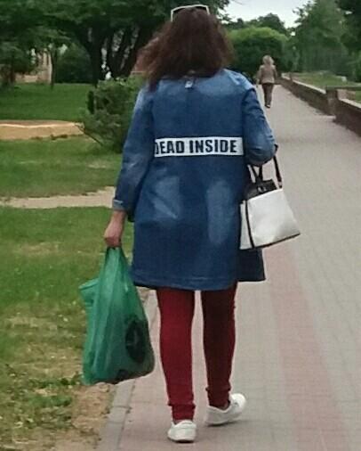 Мода, такая мода.... мода, Минск