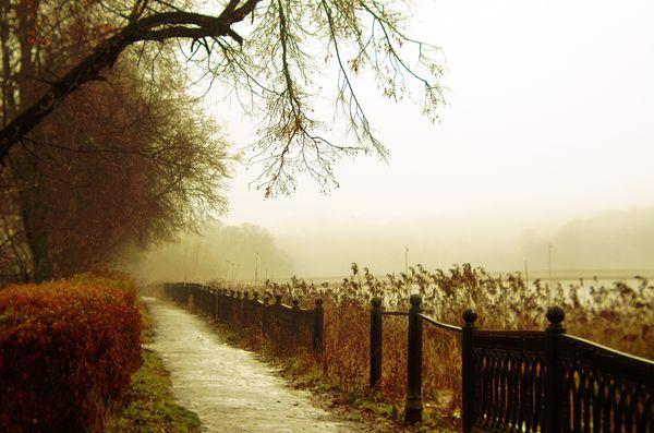 Провинциальный пейзаж фотография, пейзаж, провинция, осень