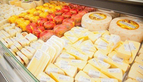 Картинки по запросу сыр в магазине