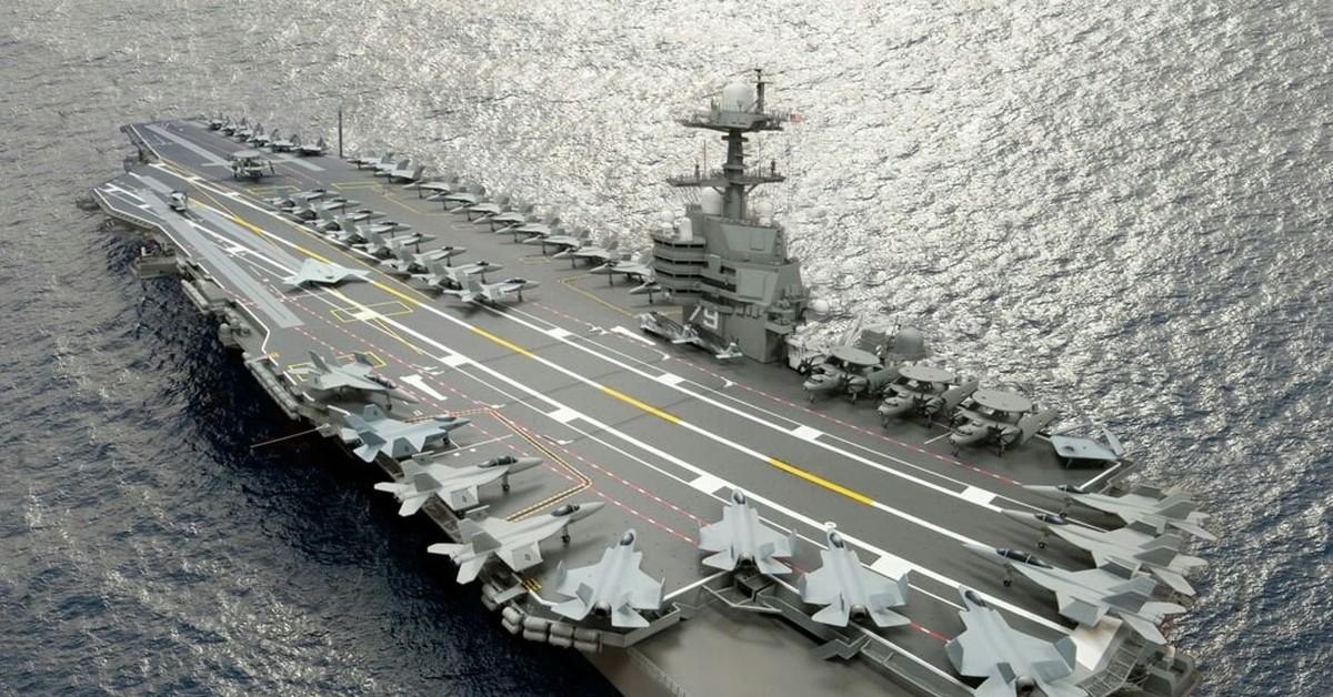 indias second aircraft carrier - 1024×679