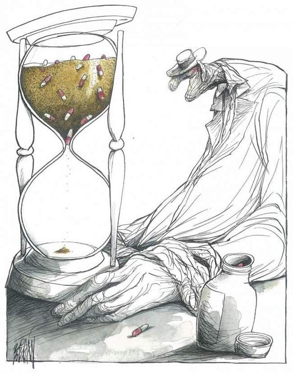 Карикатуры Энджел Болиган (Angel Boligan) часть 2 Карикатура, Энджел Болиган, Длиннопост