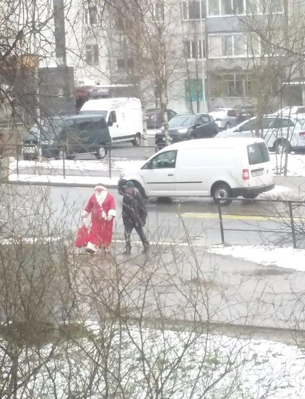 Вот оно какое наше лето, в красный кафтан оно одето.... ПОДПЕВАЕМ лето жара, Дед Мороз, длиннопост, видео