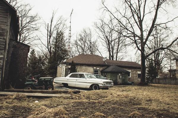 По дорогам USA, авто о которых позабыли и не только Oldschool, Russia vs Usa, Российские дороги, Машина, Фотограф, Длиннопост