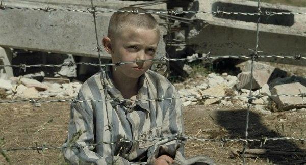 Так нечестно... Мальчик в полосатой пижаме, концентрационный лагерь, нацисты, раскадровка