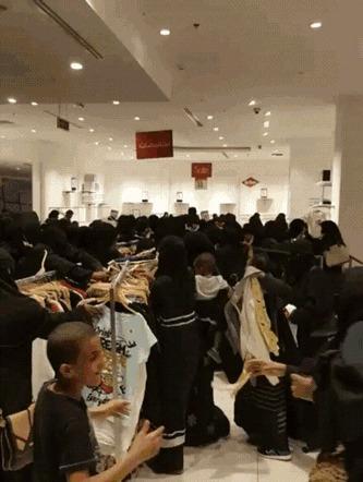 Распродажи в Дубае