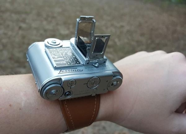 Фотоаппарат 1957 года. фотоаппарат, раритет, устройство, zanamiclub, длиннопост, видео