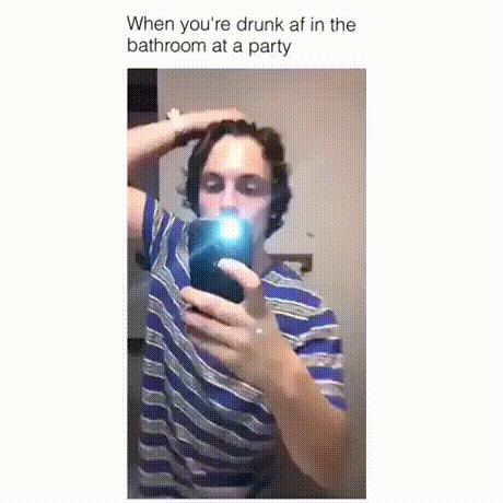 Когда пьяный пытаешься записать обращение