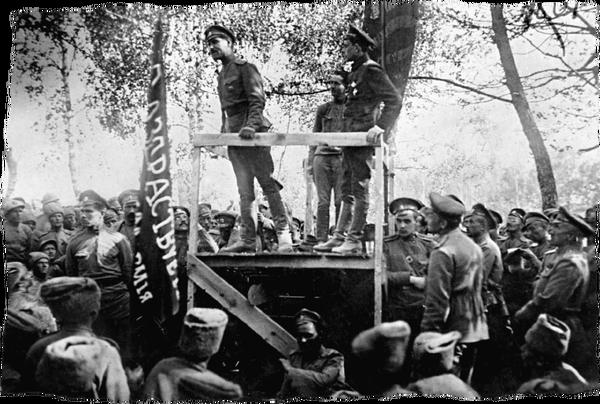 Хроника 1917-го. Часть 6. Блок 2. Революция 1917, Временное правительство, история, политика, длиннопост