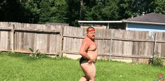 А сказали быть толстым не спортивно.