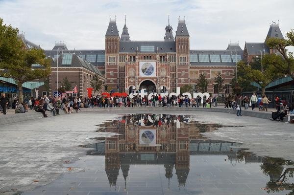Амстердам Амстердам, Голландия, Море, Отражение, Наркотики, Кот, Путешествия, Фотография, Длиннопост