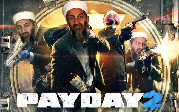 Зачем играть в Payday2? Или помогите, в меня вселился Милонов. Steam, PayDay, Игры, аллаху акбар