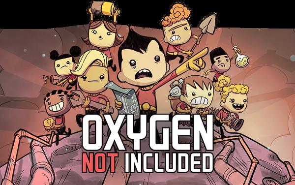 Oxygen Not Included... Oxygen Not Included, Компьютерные игры, IC обзор, Длиннопост, Indie