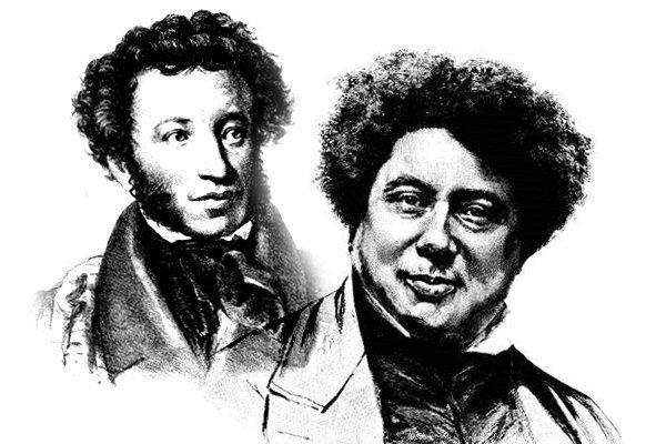 Пушкин это Дюма. Факты из