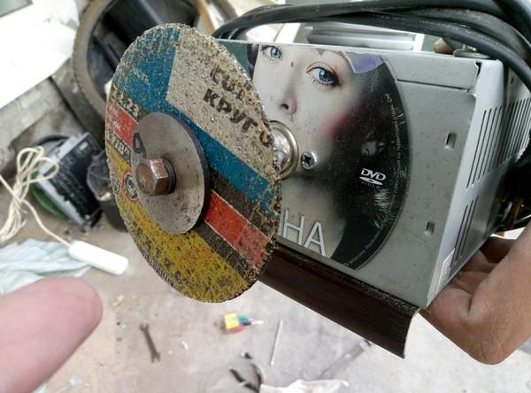 Стальной болт генерала Шлифовальная машина, Старые диски, DVD, Старые вещи, Генерал