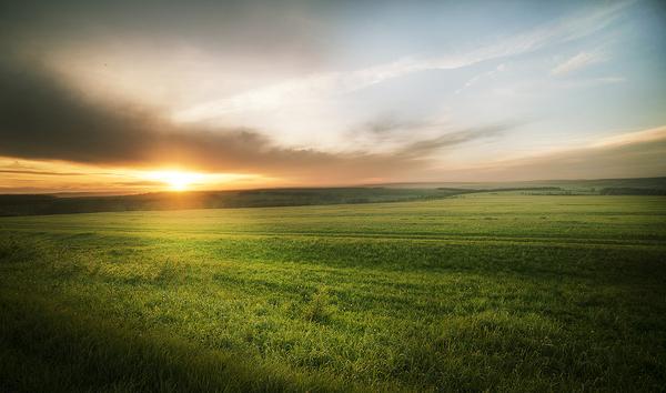 От рассвета до заката. Рассвет, Закат, Nikon d600, Samyang 14mm, Белово