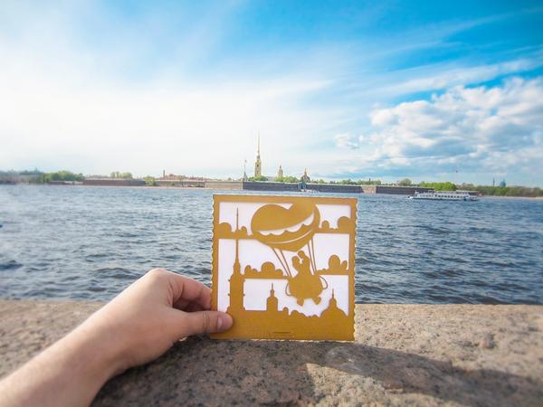 Вырезаем Петербург