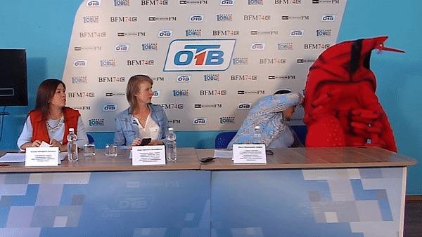 Конференция про онкологию по-челябински Рак, Онкология, Челябинск, Пресс-Конференция, Гифка, Видео