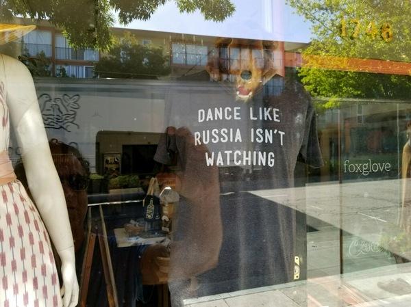 Танцуй так, как будто Россия не смотрит (На волне истерии про российских хакеров) Россия, хакеры, США, весеннее обострение