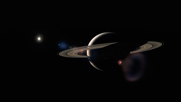 Этот удивительный Сатурн Сатурн, наука, космос, астрономия, длиннопост