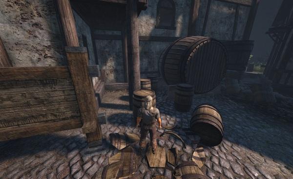 Свежие скриншоты к Dark and Light Darkandlight, MMORPG, sandbox, dragons, длиннопост