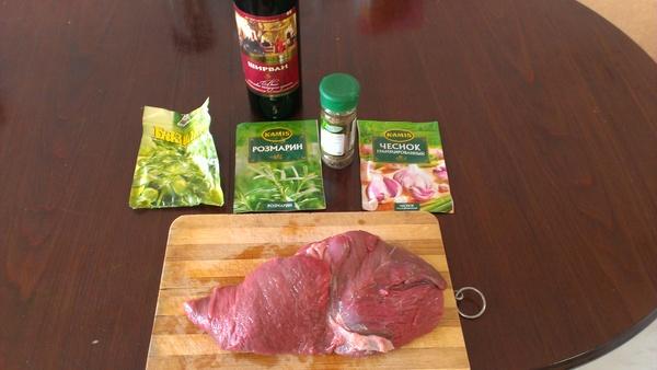 Ещё немного брезаолы Брезаола, Мясо, Рецепт, Длиннопост