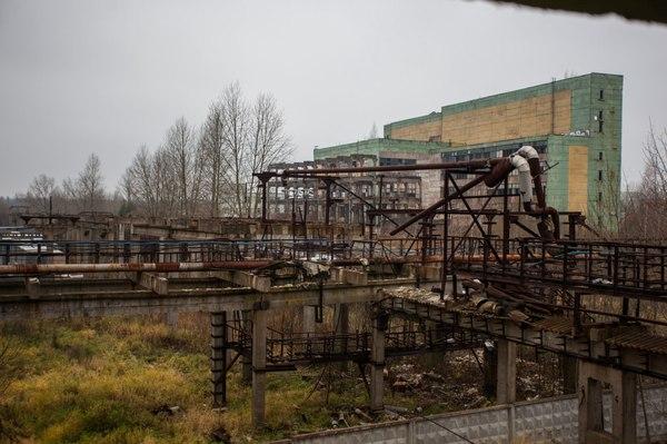 Body Belt заброшенный завод в киришах счет