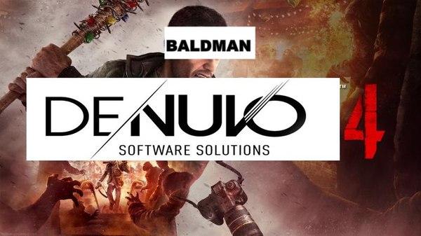 BALDMAN взломал Dead Rising 4. Denuvo, взлом, Dead Rising 4, игры