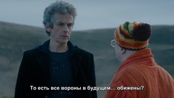 Хехехе доктор, доктор кто, 10 сезон, клара, ворон, нардол