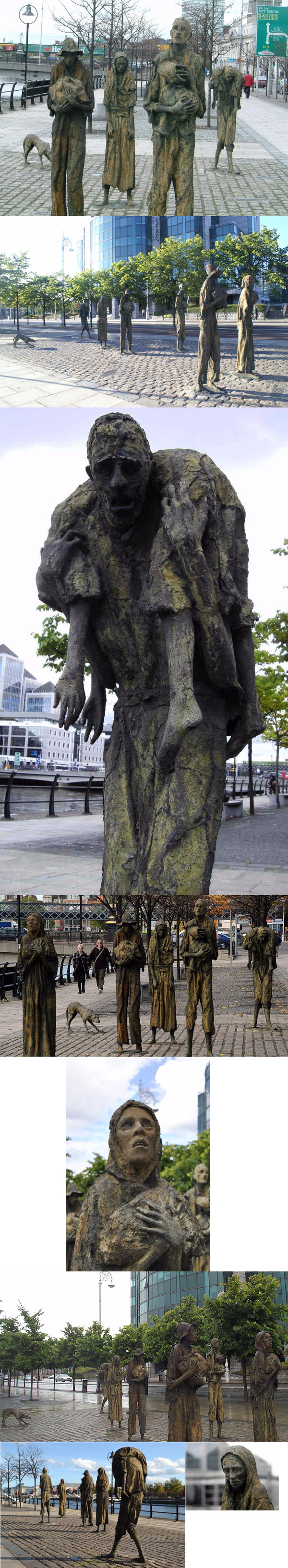 Почему ирландцы ненавидят англичан Ирландия, Англия, Великобритания, голод, геноцид, США, Америка, эмиграция, длиннопост