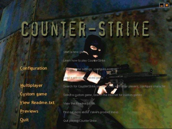 С праздником, олдфаг! Компьютерные игры, День рождения, Counter-Strike, Совершеннолетие