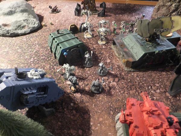 Сводки с фронтов... Часть 2 Warhammer 40k, wh miniatures, wh humor, фанфик, длиннопост