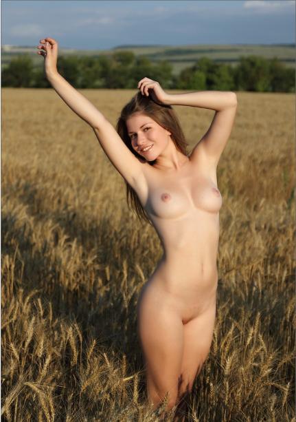 Фото голых баб в поле 55020 фотография