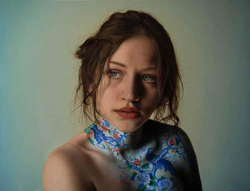 Портреты, выполненные карандашом живопись, портрет, карандаш, Marco Grassi, длиннопост