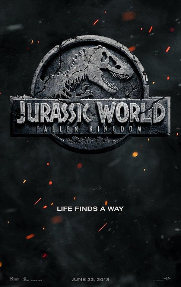 Падшее королевство Юрасика выходит через год. Юрский парк, Динозавры, Фильмы, Парк юрского периода, Анонс, Дата выхода