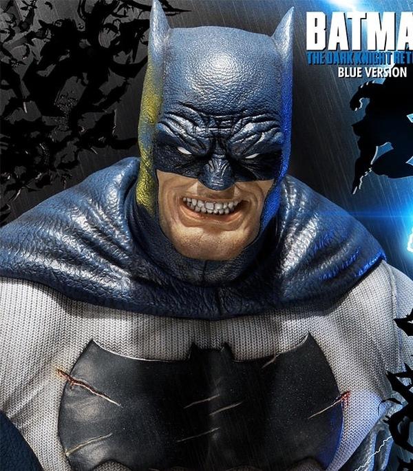 Бэтмен, скрывающий боль