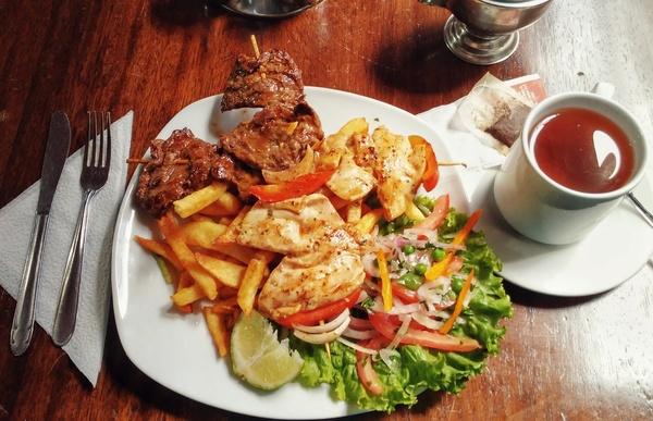 """Куско, Перу. По цене """"обеда"""" в Макдоналдс. Путешествия, Еда, Фотография, Спорт, Боливия, Перу, Америка, Фастфуд, Длиннопост"""
