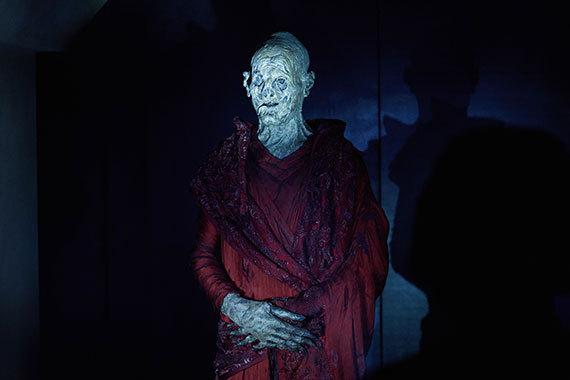 А вы замечали сходство Тишины и Монахов? доктор, доктор кто, 10 сезон, Тишина, Монах, сходство, длиннопост, спойлер