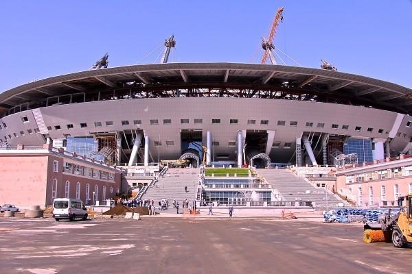 Роналду раскритиковал газон на стадионе в Петербурге Санкт-Петербург, спорт, футбол, криштиану роналду, зенит-арена, газон, критика, abnews
