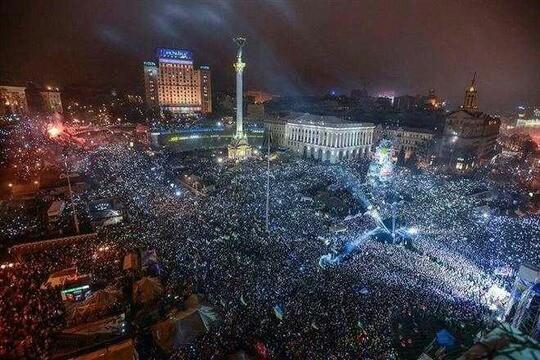 Как улучшилась жизнь на Украине после майдана? Политика, Украина, майдан, жизнь