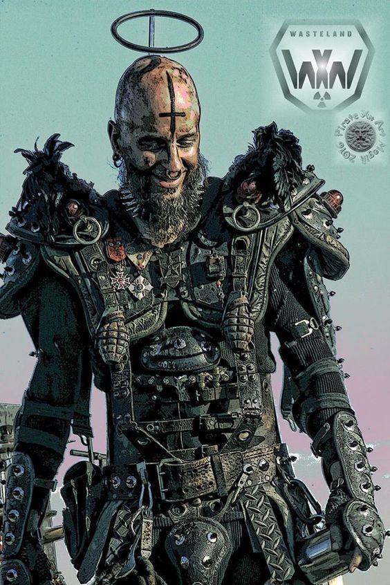 Постапокалипсический косплей костюм, косплей, постапокалипсис, fallout, Безумный макс, длиннопост