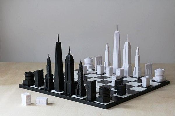 Шахматы для архитектора