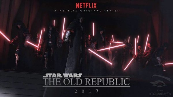 Star Wars сериал от NETFLIX Star wars, Netflix, Сериалы, Петиция, Kotor, Swkotor, Star wars: the old republic, Видео