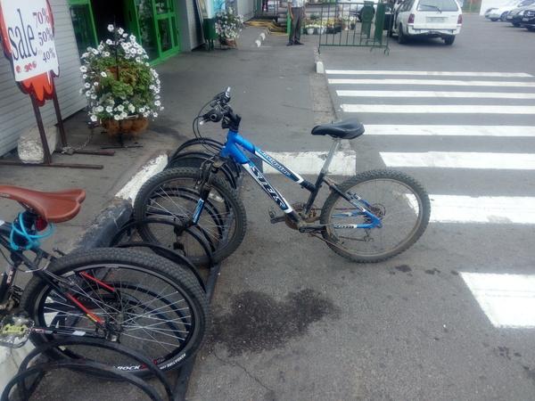 Суровый иркутский велосипедист велосипед, иркутск, суровость, кандалы, длиннопост