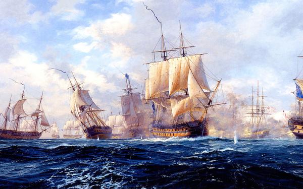 """Мифы о пиратах: """"Пушка! Они заряжают пушку!"""" Мифы, военные корабли, Корабль, Парусник, пушка, длиннопост"""