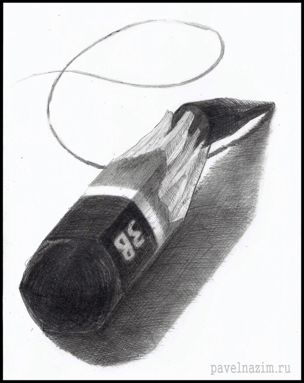 Карандаш умер своей смертью рисунок, рисунок карандашом, карандаш, моё, Художник