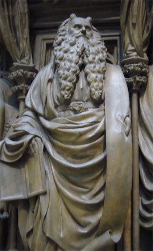 Почему у Моисея рога? Моисей, История, Искусство, Культура, Длиннопост
