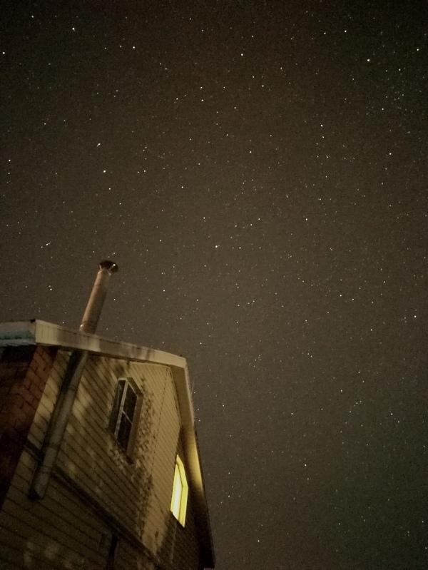 дымка, как фотографировать звездное небо на смартфон фотография когда