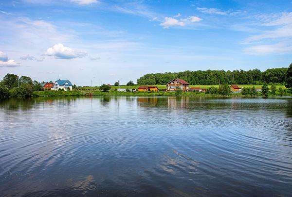 Летнее Река, подмосковье, лето, Canon 1100d